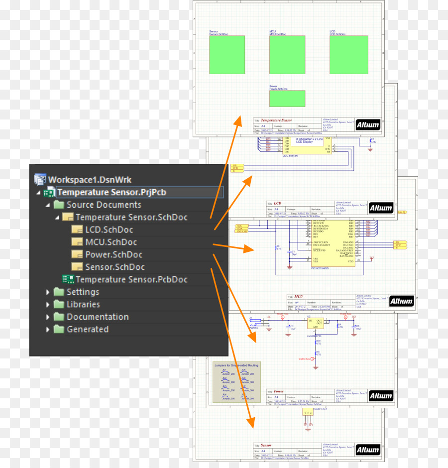 Circuit Diagram Computer Software Document Template Design Png
