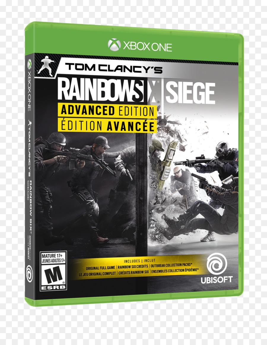 Tom Clancy's Rainbow Six Siege Tom Clancy's Rainbow 6: Patriots PlayStation 4 Ubisoft Montreal - rainbox png download - 943*1200 - Free Transparent ...