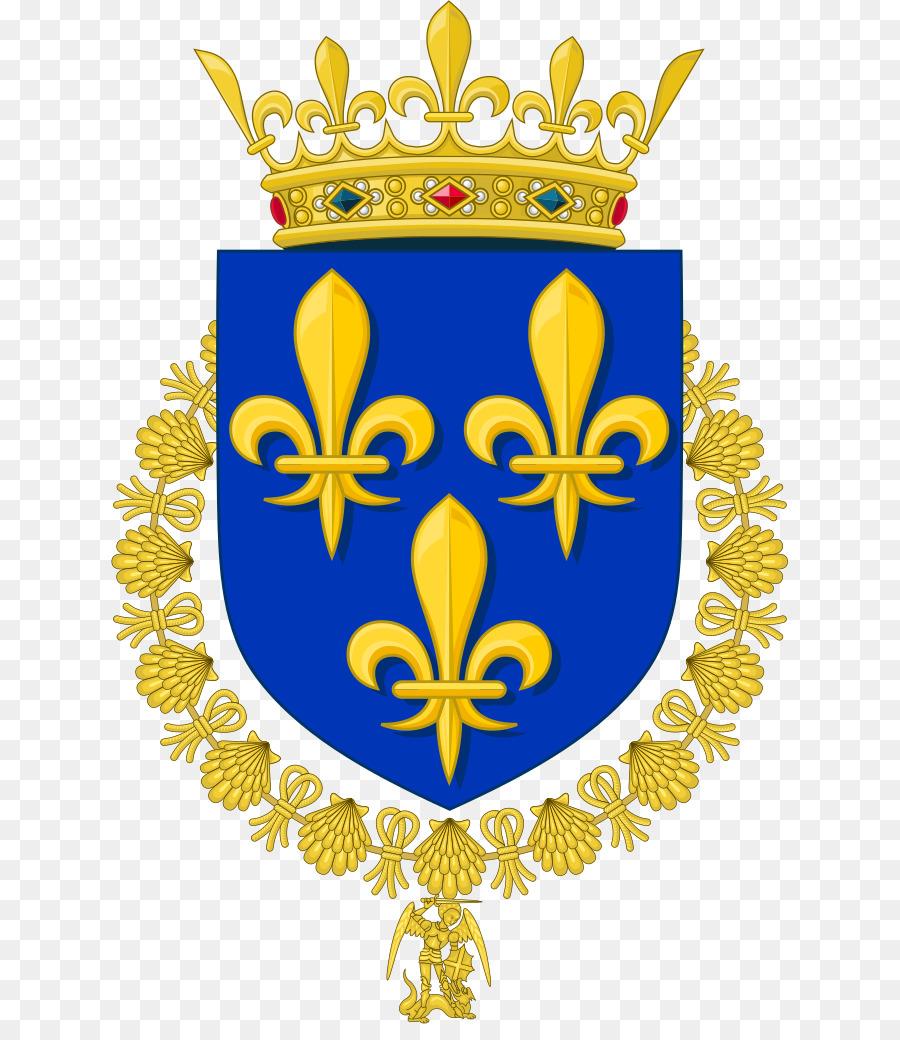 Kingdom Of France House Of Valois Coat Of Arms National Emblem Of