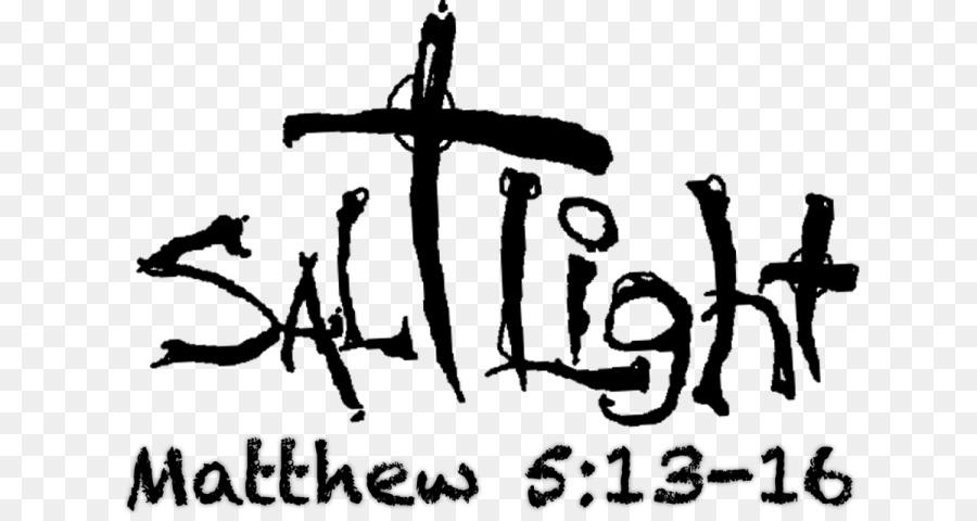 Sal y luz del Mundo de la Biblia para Colorear libro de Mateo 5:13 ...