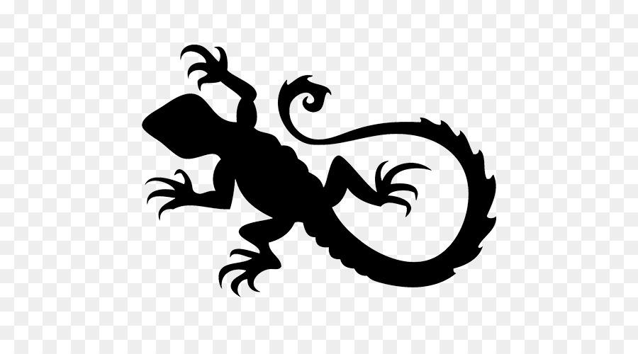 Lagarto Wall decal Sticker de Reptiles - lagarto png dibujo ...