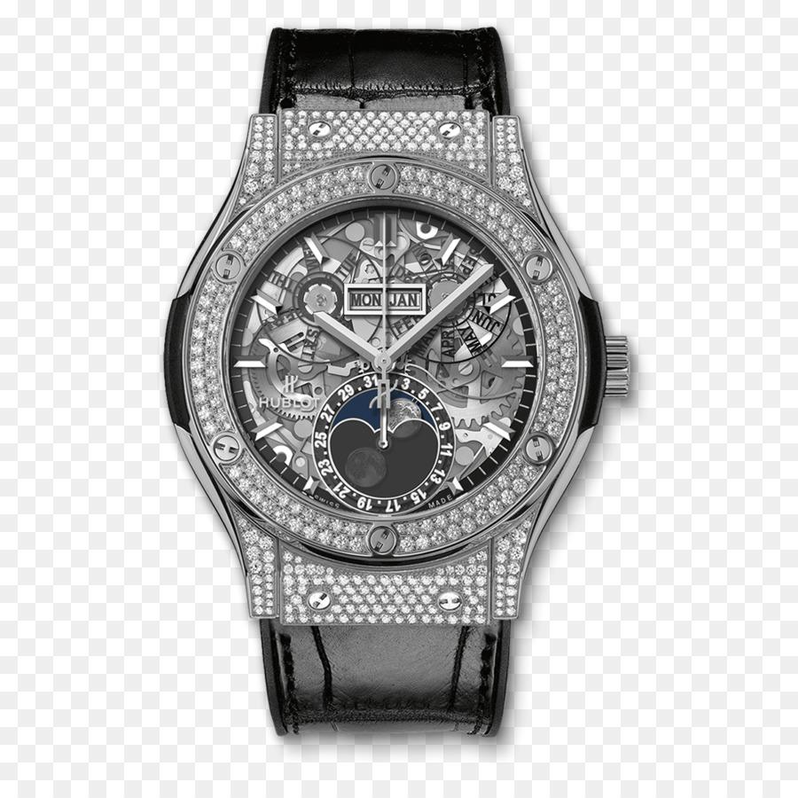 da07b7834ff Hublot Esqueleto relógio relógio Automático Jóias - assistir ...