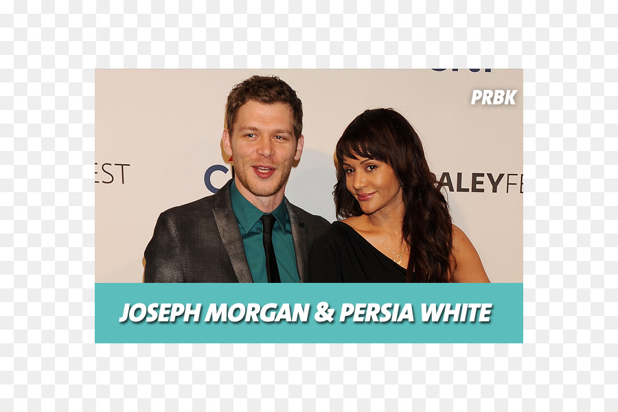 Joseph Morgan Persia White The Vampire Diaries The Originals Actor