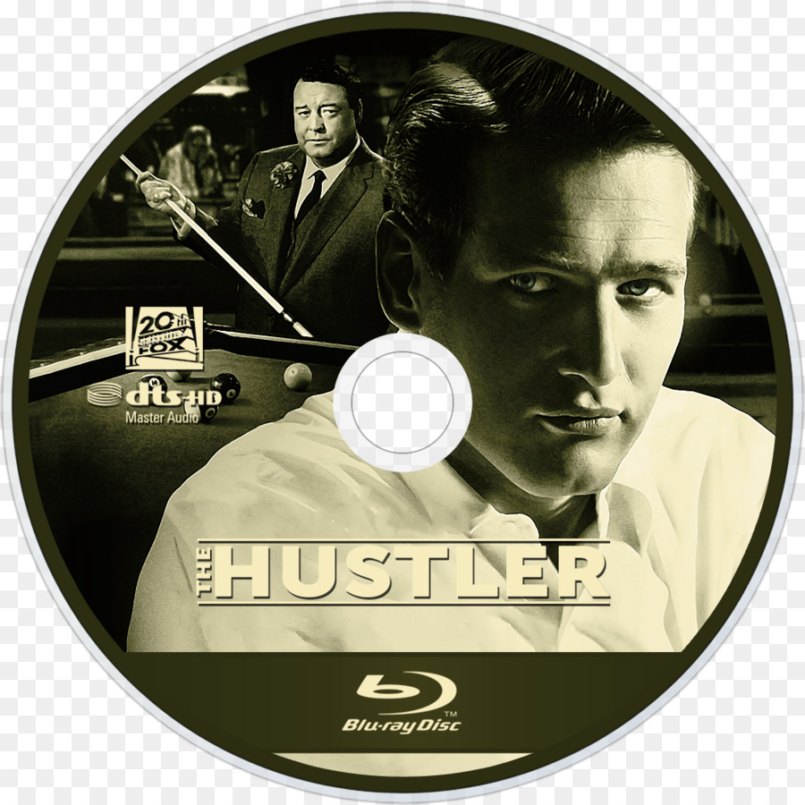 The hustler blu ray