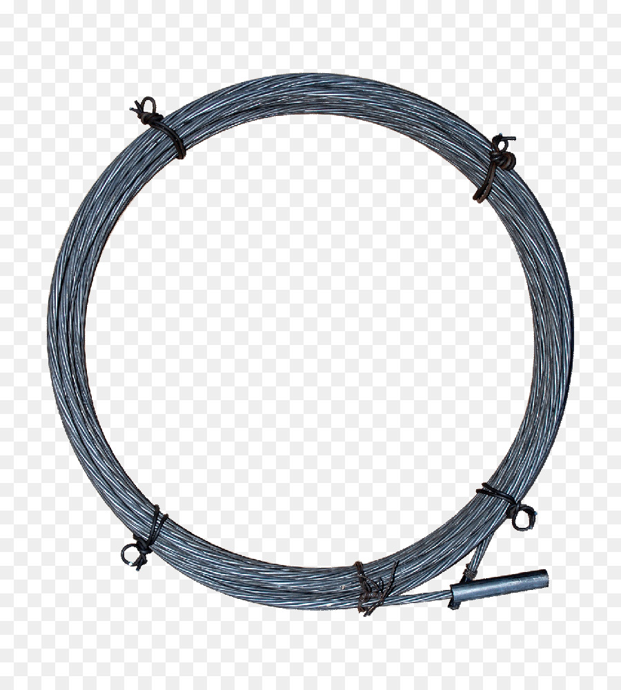 TRIC Tools Wire rope Steel Electrical cable - metal pipe png ...