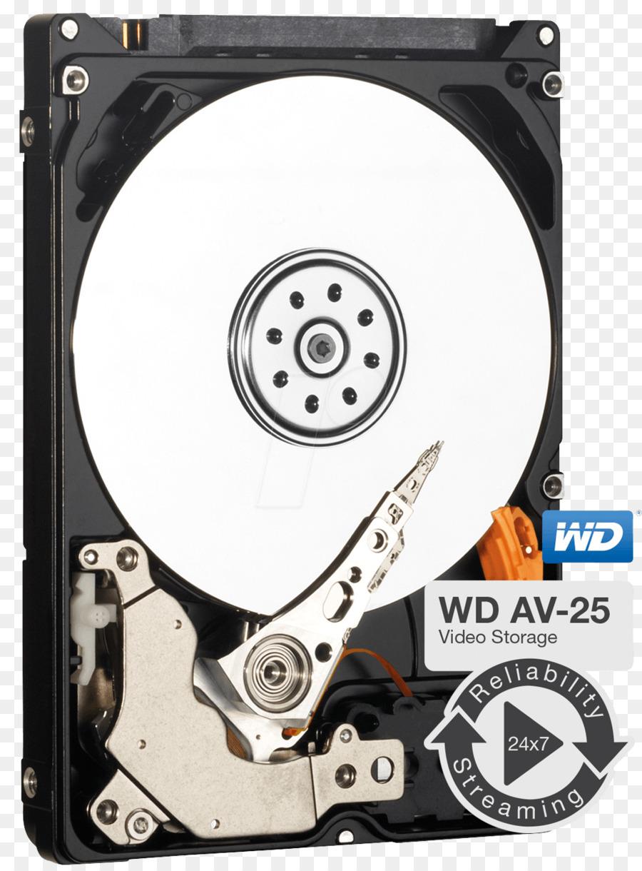 Laptop Hard Drives Serial ATA 2.5 internal hard drive 1 TB Western Digital AV-25