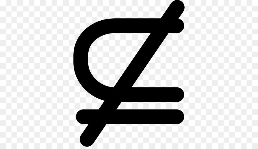 Subset Equals Sign Mathematics Mathematical Notation Symbol