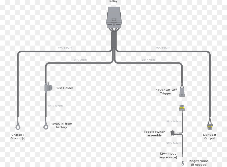 wiring diagram, light, electrical wires cable, text, diagram png