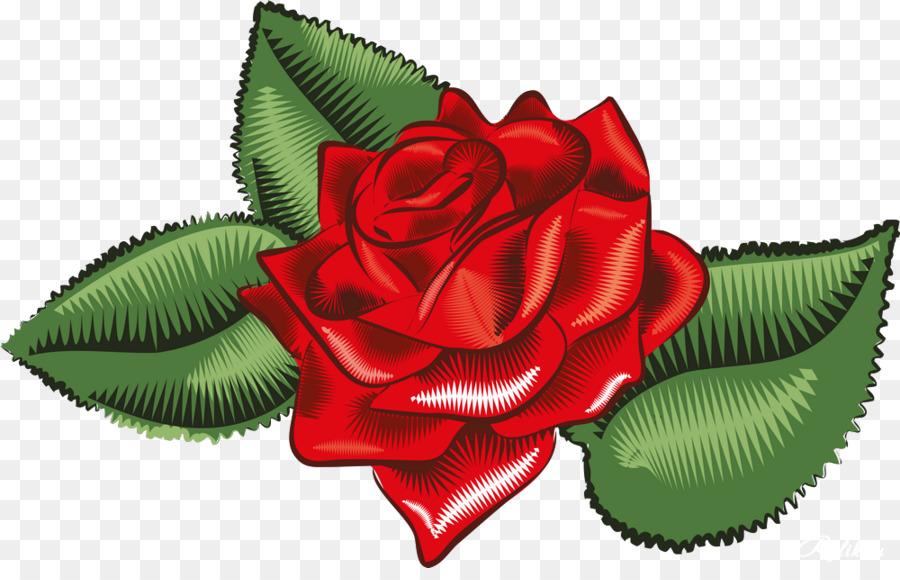 Jardín De Las Rosas Rojas Pétalo De Datos Increíble Flores Png
