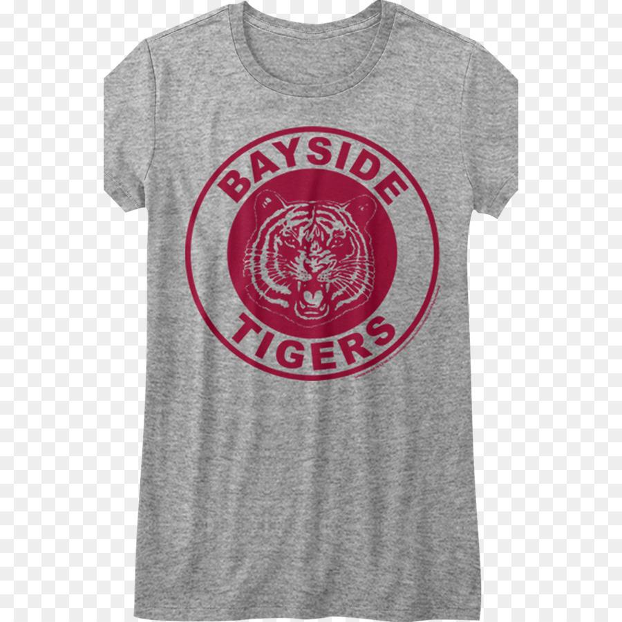 Zachary \'Zack\' Morris T-shirt A.C. Slater Kelly Kapowski Jessie ...
