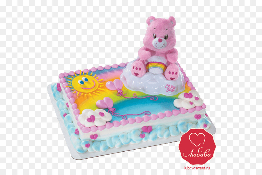 Birthday Cake Bakery Bear Cake Decorating Bear Png Download 600