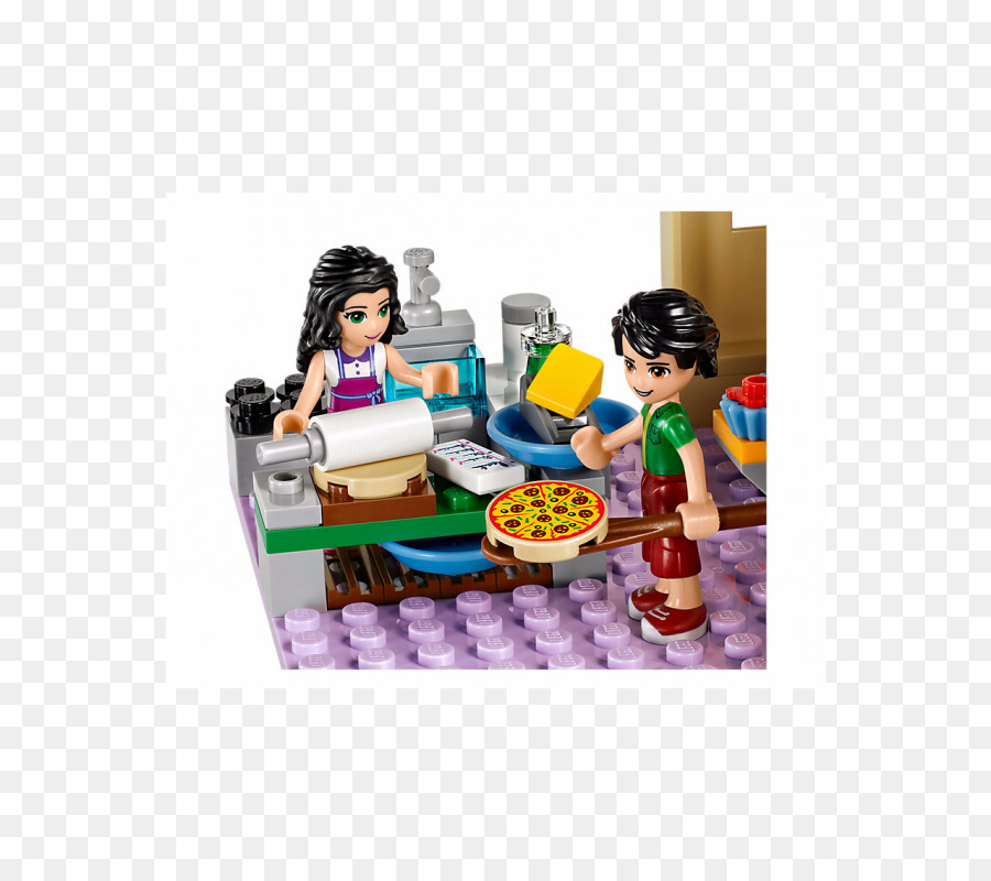 Pizza Lego 41311 Friends Heartlake Pizzeria Lego Friends Toy Pizza