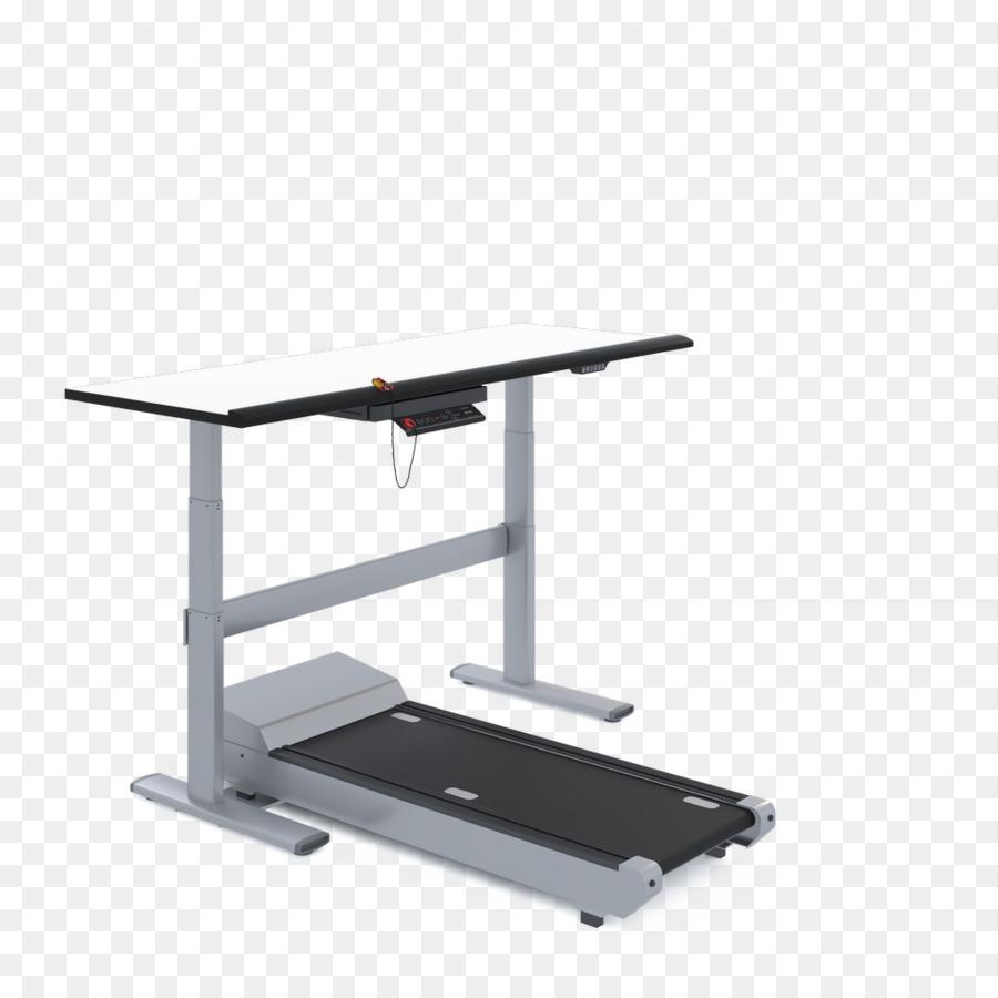 Treadmill Desk Standing Desk Office Steelcase   Table