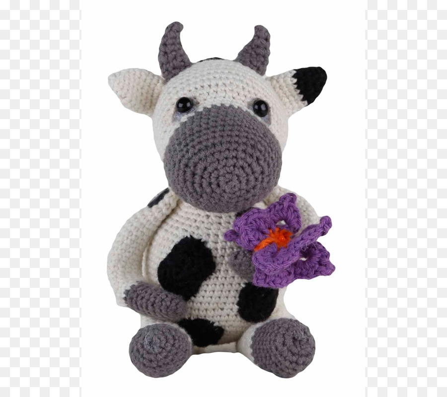 Crochet Hook Amigurumi Etsy Cow Amigurumi Png Download 800800