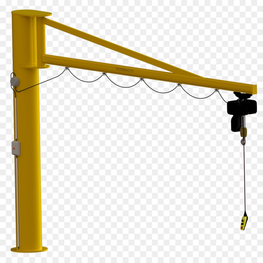 Crane Yellow png download - 992*970 - Free Transparent Crane png