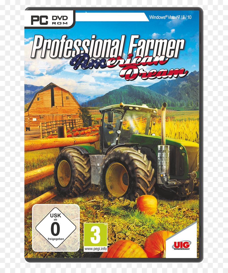 Farming Simulator 17 Video Game Software png download - 1010