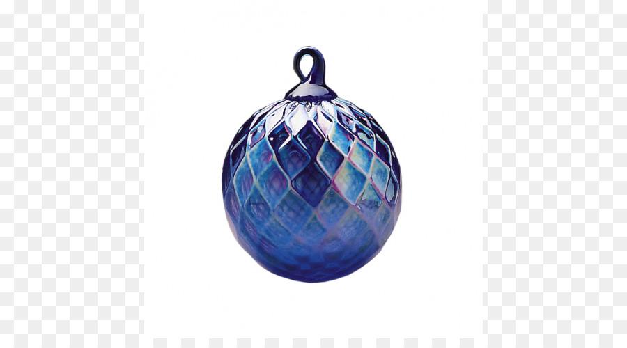 cobalt blue christmas ornament glass small ornaments - Small Christmas Ornaments