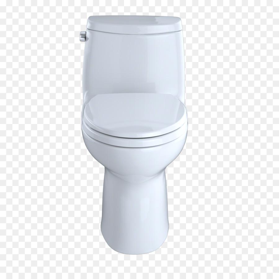 Toilet & Bidet Seats Flush toilet Toto Ltd. Ceramic - toilet png ...