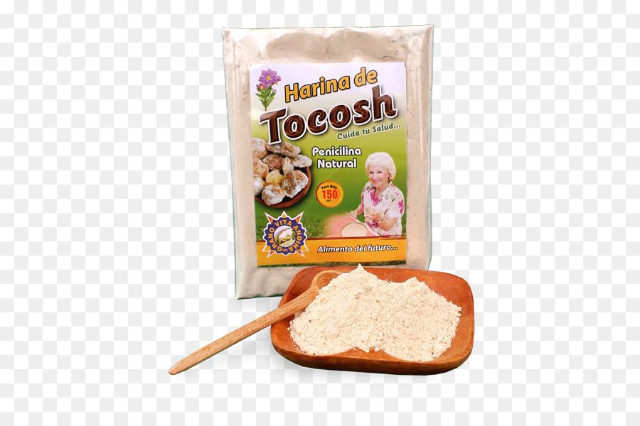 Tocosh Ingredient Eating Recip...