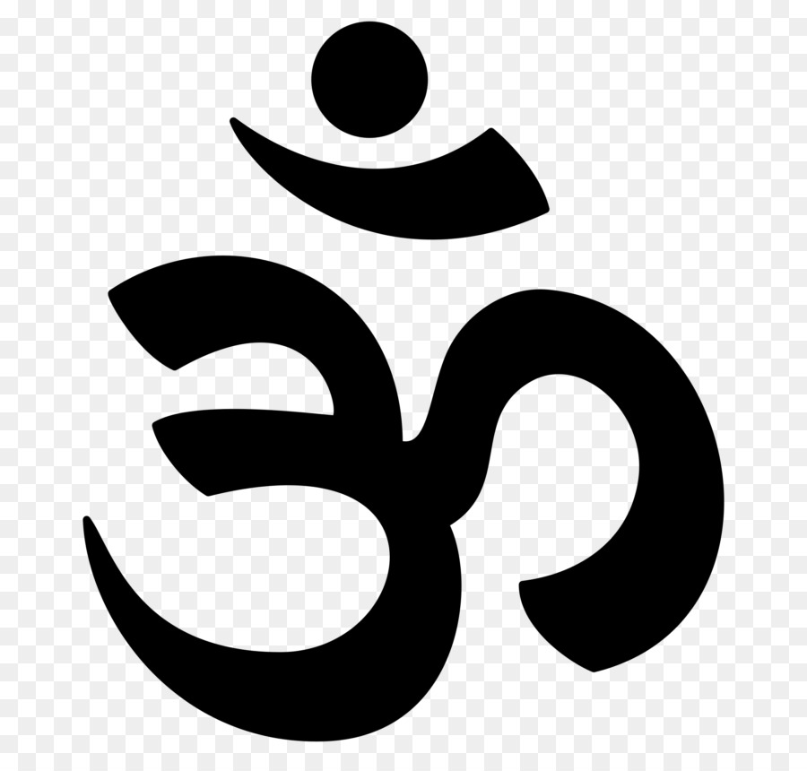 Om Meditation Symbol Hinduism Buddhism Om Png Download 768851