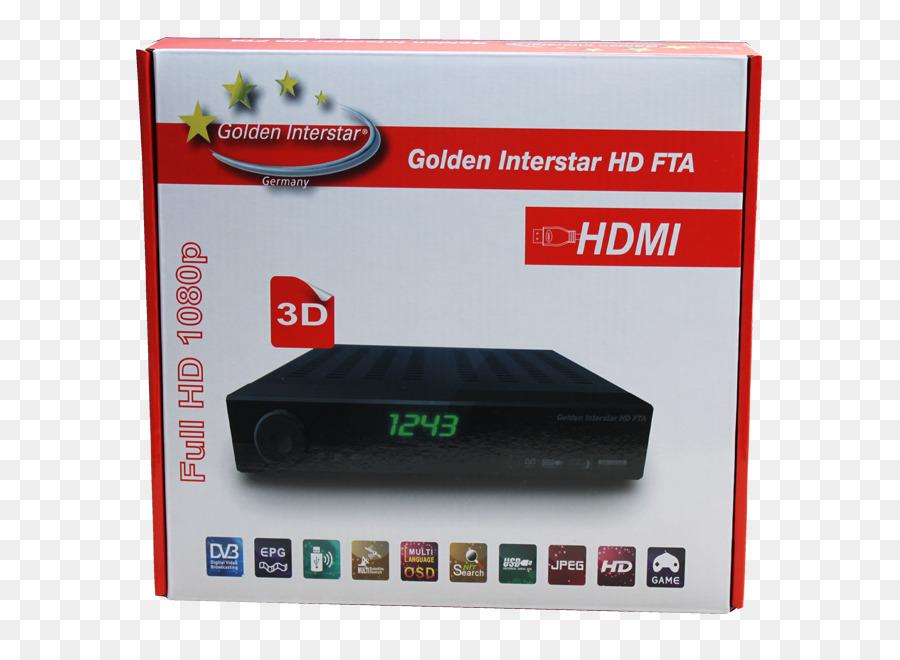 Satelliten-Direkt-Sat-TV Freesat Free-to-air - Sat receiver png ...