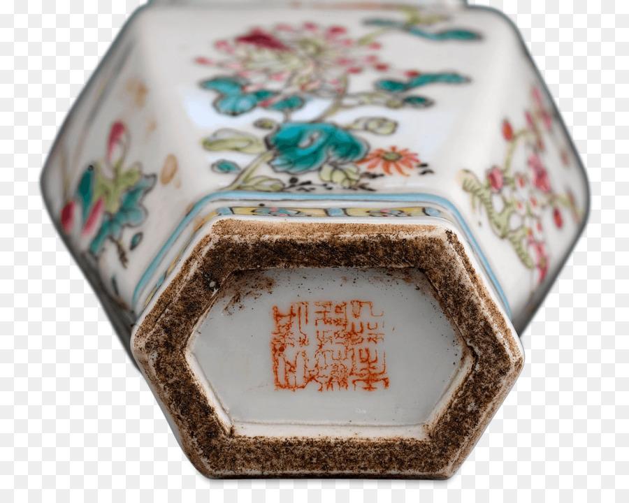 Porcelain Chinese Ceramics Famille Rose Antique Vase Chinese