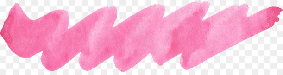 peinture l 39 aquarelle transparente aquarelle roue brosse rose rose coup de pinceau. Black Bedroom Furniture Sets. Home Design Ideas