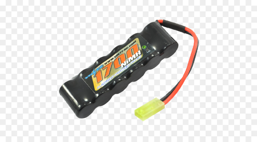 Nickel Metal Hydride Battery Charger Tamiya Connector Volt Pack Automotive Png 500 Free Transpa Nickelmetal