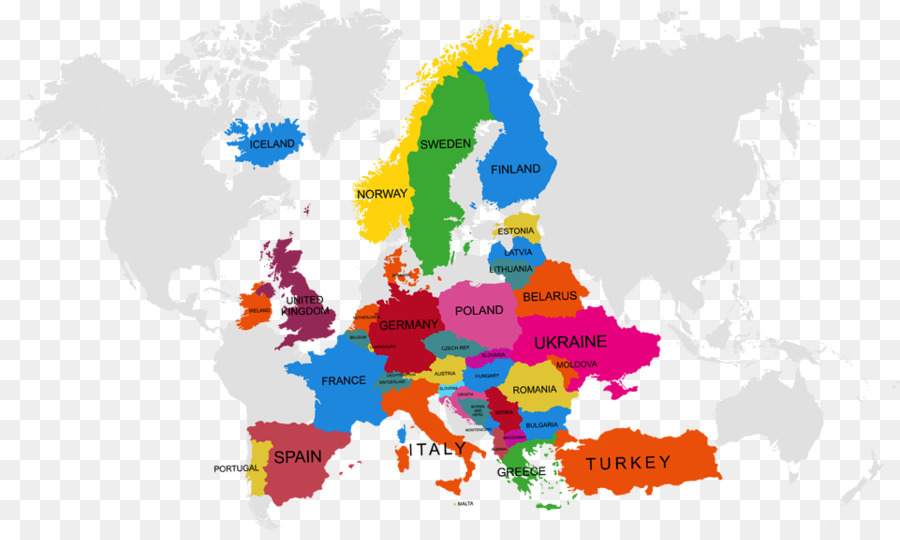 Map Of Europe Without France.Flag Of France Map European Union Europe Travel Png Download 961