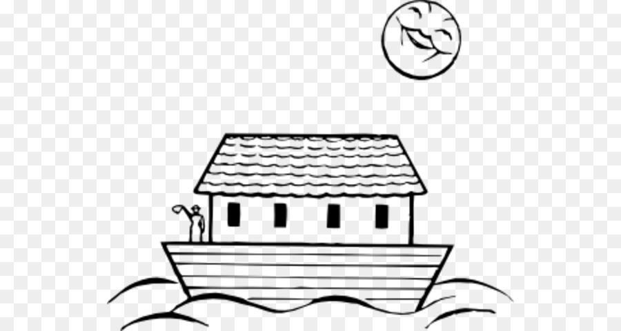Nuhun Gemisi Incildeki Genesis Boyama Kitabı çocuk Png Indir