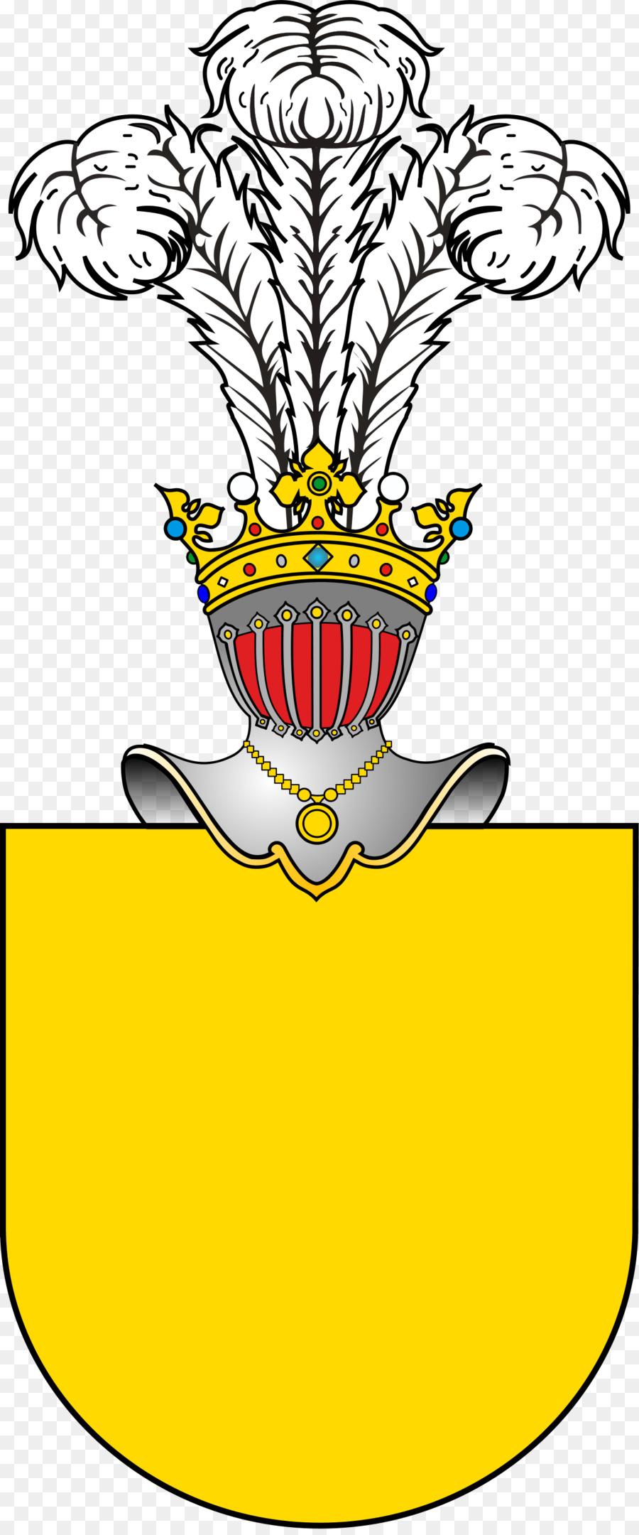 Геральдика желтого цвета