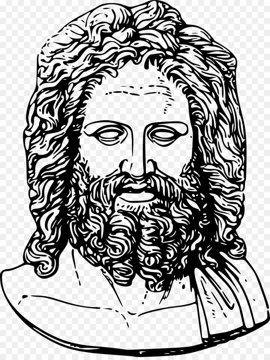 Zeus Hera Dibujo de la mitología griega - La Mitología Griega Zeus ...