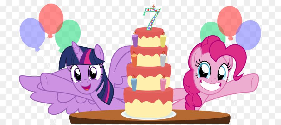 Twilight Sparkle Birthday Cake Happy Birthday Clip Art Birthday