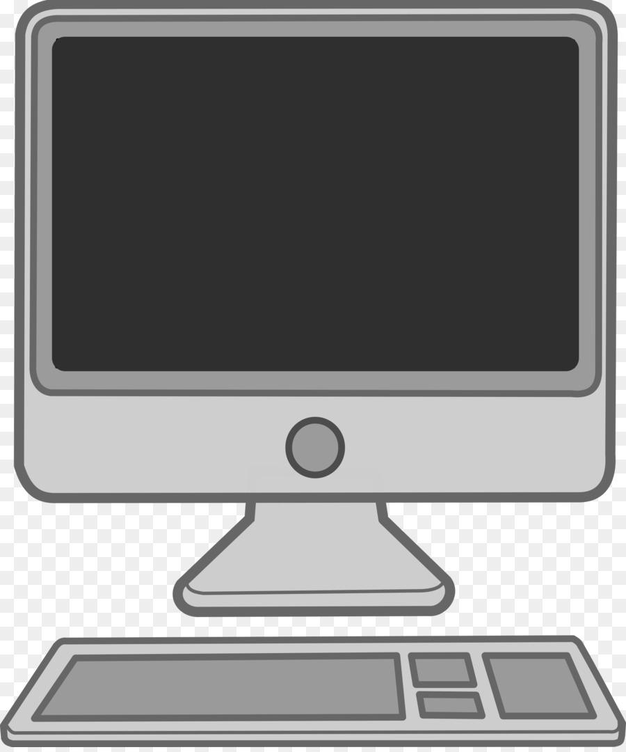 computer keyboard computer monitors clip art computer png download rh kisspng com clipart of computer games free clipart of computers