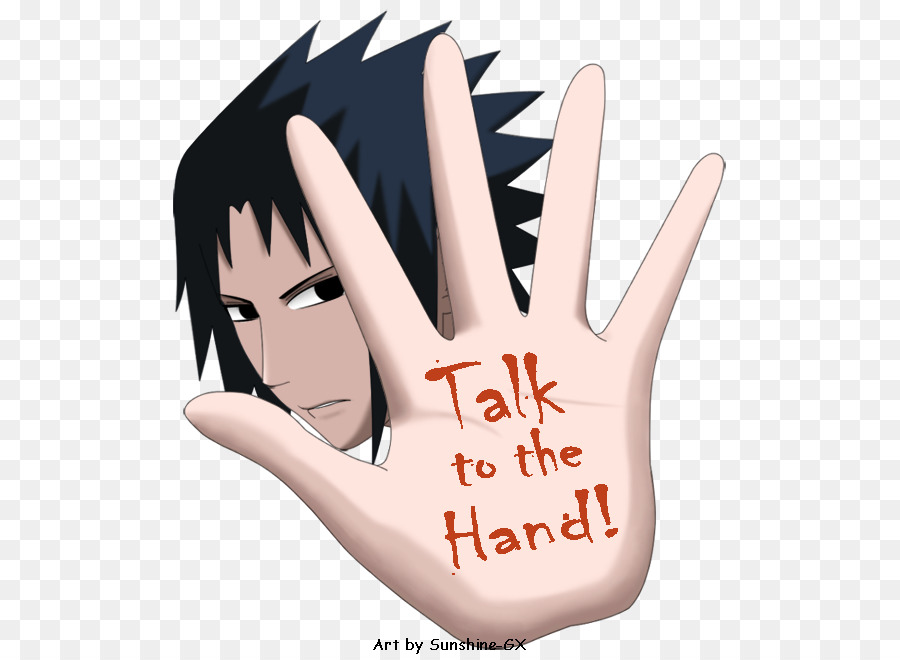 Talk To The Hand American Sign Language Symbol Symbol Png Download