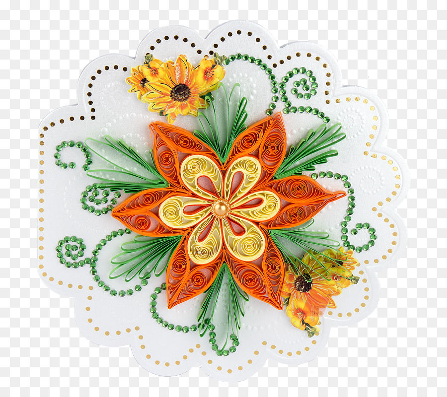 Paper Craft Quilling Idea Quilling Png Download 800800 Free