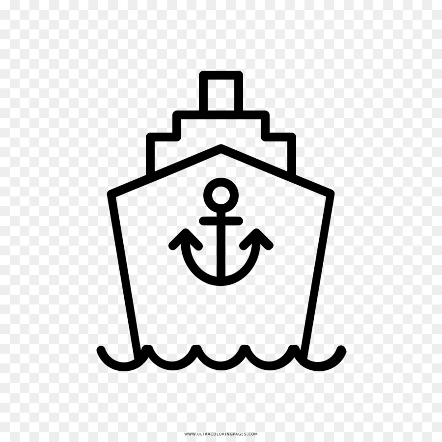 Cruise Ship Drawing Transport Clip Art Ship Png Download 1000