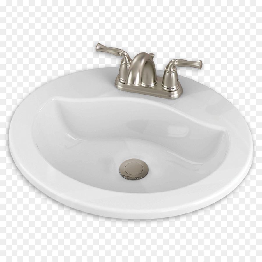 American Standard Brands Tap kitchen sink Bathroom - sink png ...