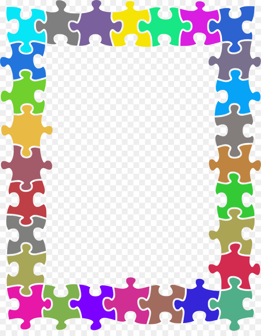 Jigsaw Puzzles Picture Frames Puzzle video game Clip art - not ...
