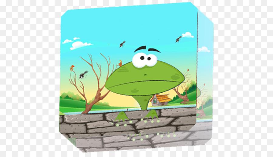 Tree frog Green Cartoon frog png download 512512 Free