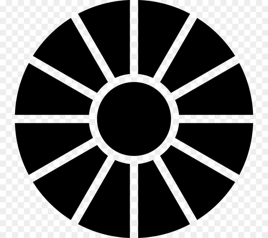 Round Shield Graphic Design Viking Shield Png Download 800800