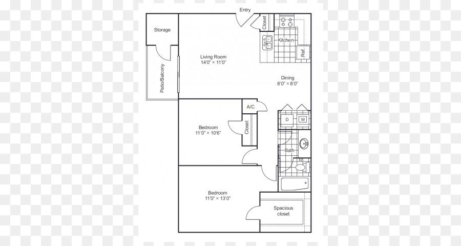 Floor plan 8500 Harwood Apartments - Rental Homes Luxury Homes png ...