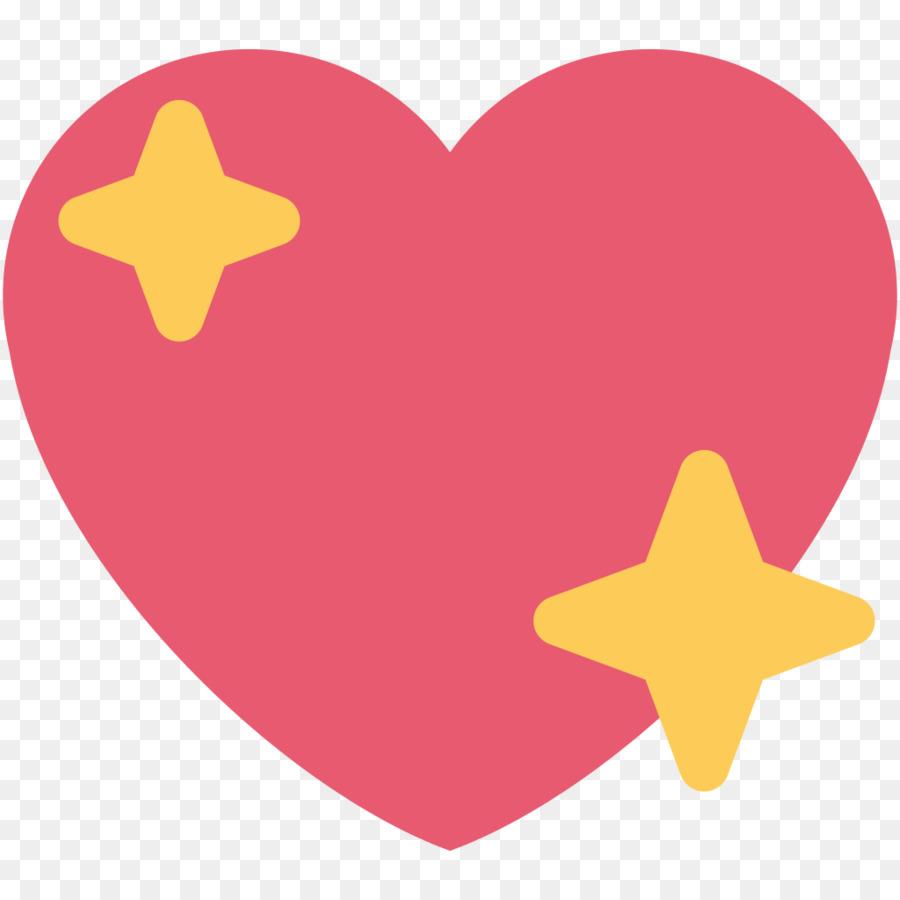Emoji Heart Symbol Emoticon Sticker Emoji Png Download 10241024