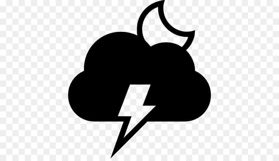Thunderstorm Weather Computer Icons Symbol Storm Png Download