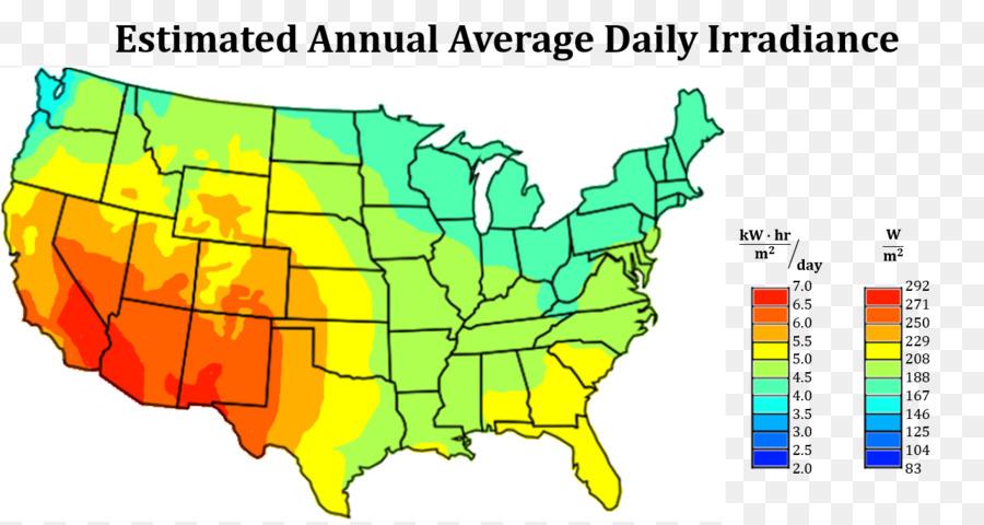 Arkansas World Map.Page Arkansas World Map Blank Map Solar Irradiation Png Download