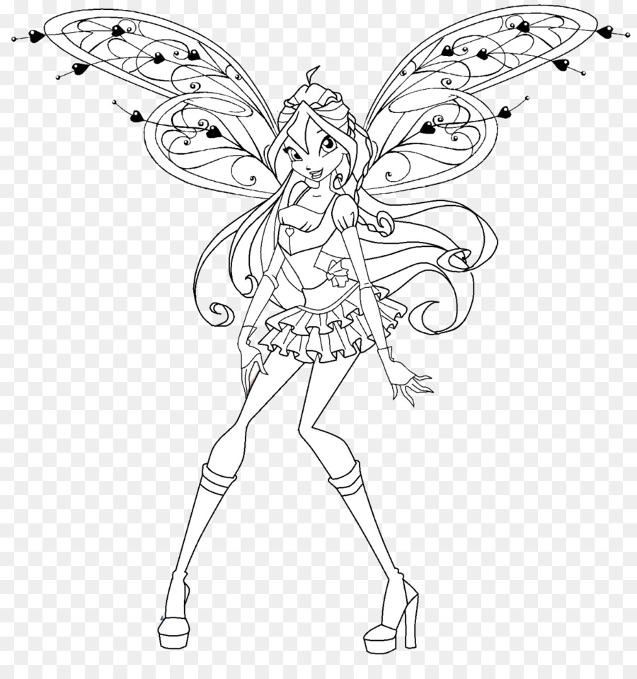 Bloom Musa Flora Tecna Winx Club Believix In You Believix Png