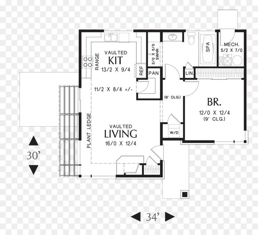 House Plan Bedroom Floor Plan House Png Download 1005900 Free