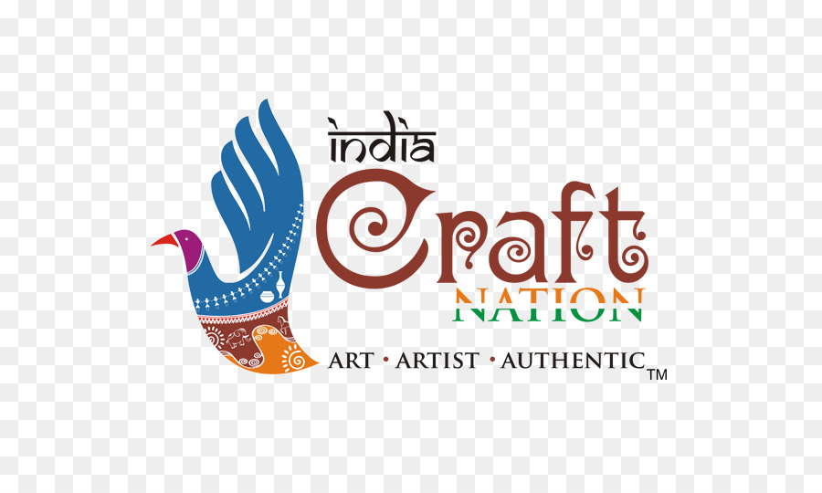 India Craft Nation Handicraft Logo Veg Thali Png Download 586