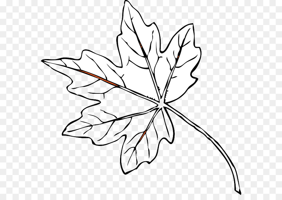 Autumn Leaf Color Red Clip Art