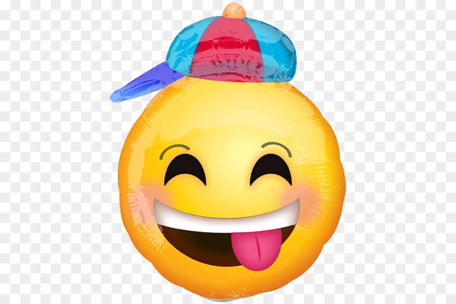 Emoji Balloon Party Emoticon Birthday